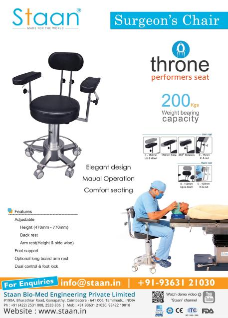 Throne – Surgeon's Chair