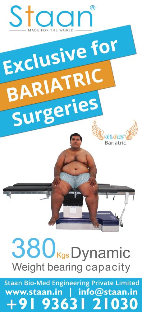 STAAN Glory Bariatric Operating Table
